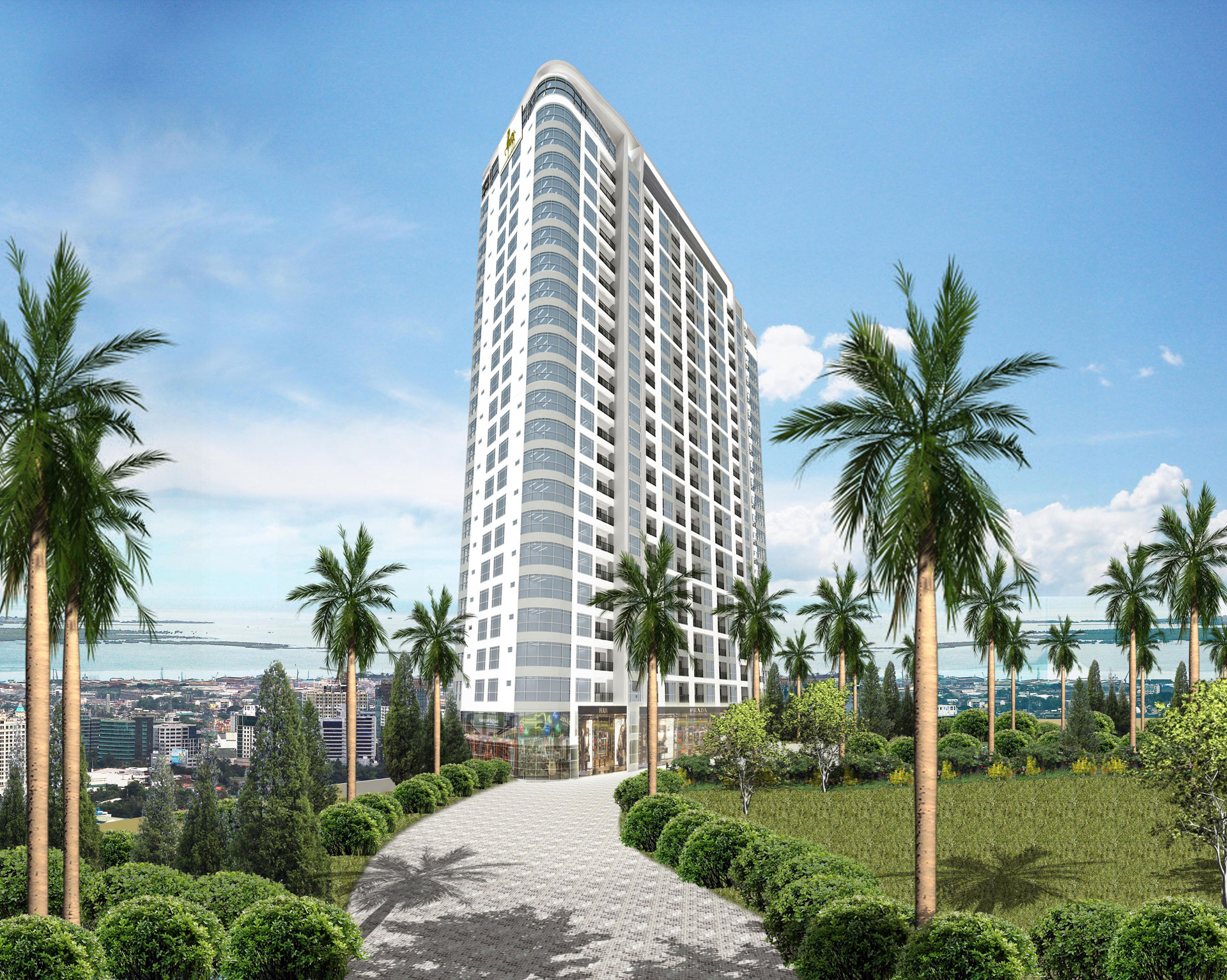 Marco polo residential tower