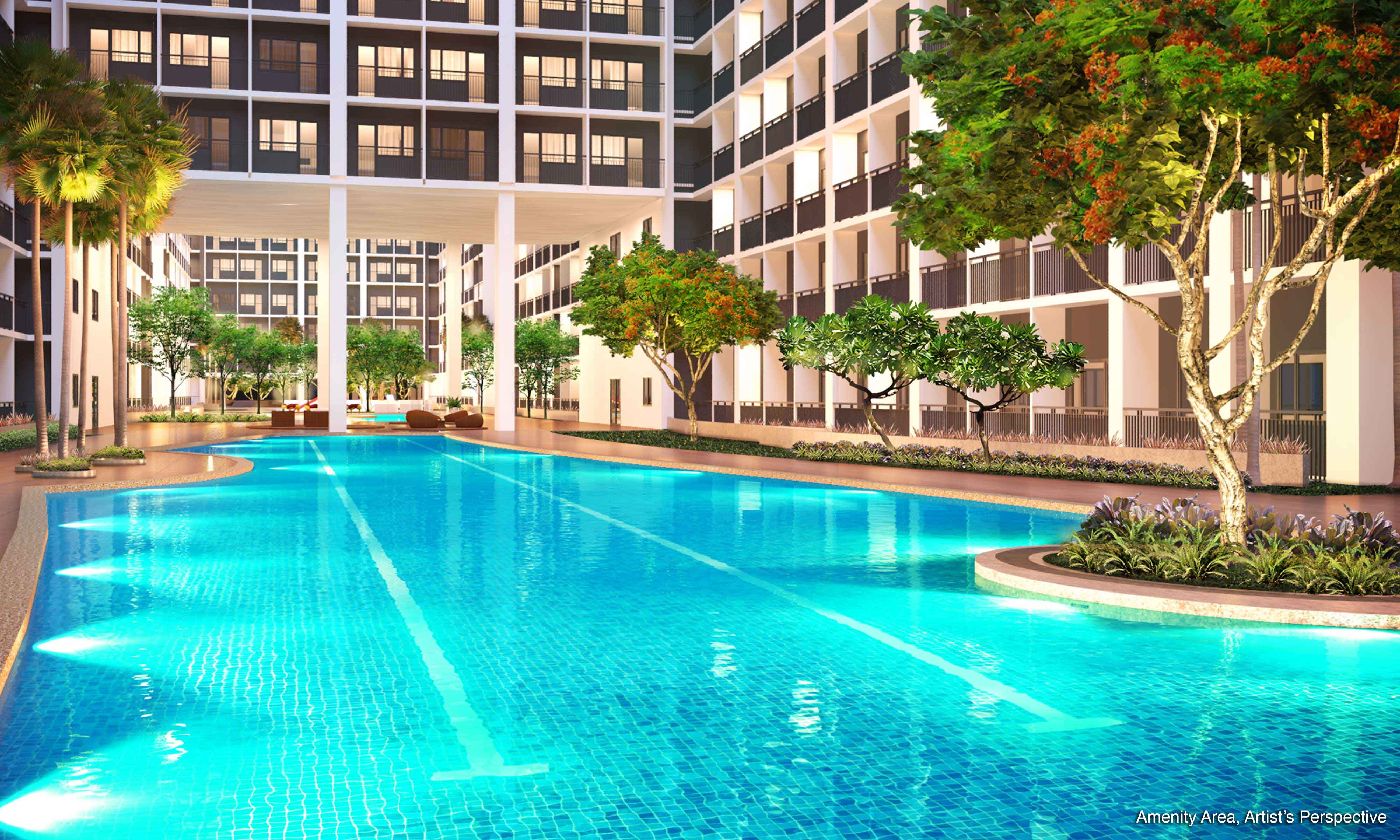Smdc Shore 2 Residences Affordable Condo Unit For Sale Near Mall Of Asia Complex Pasay City