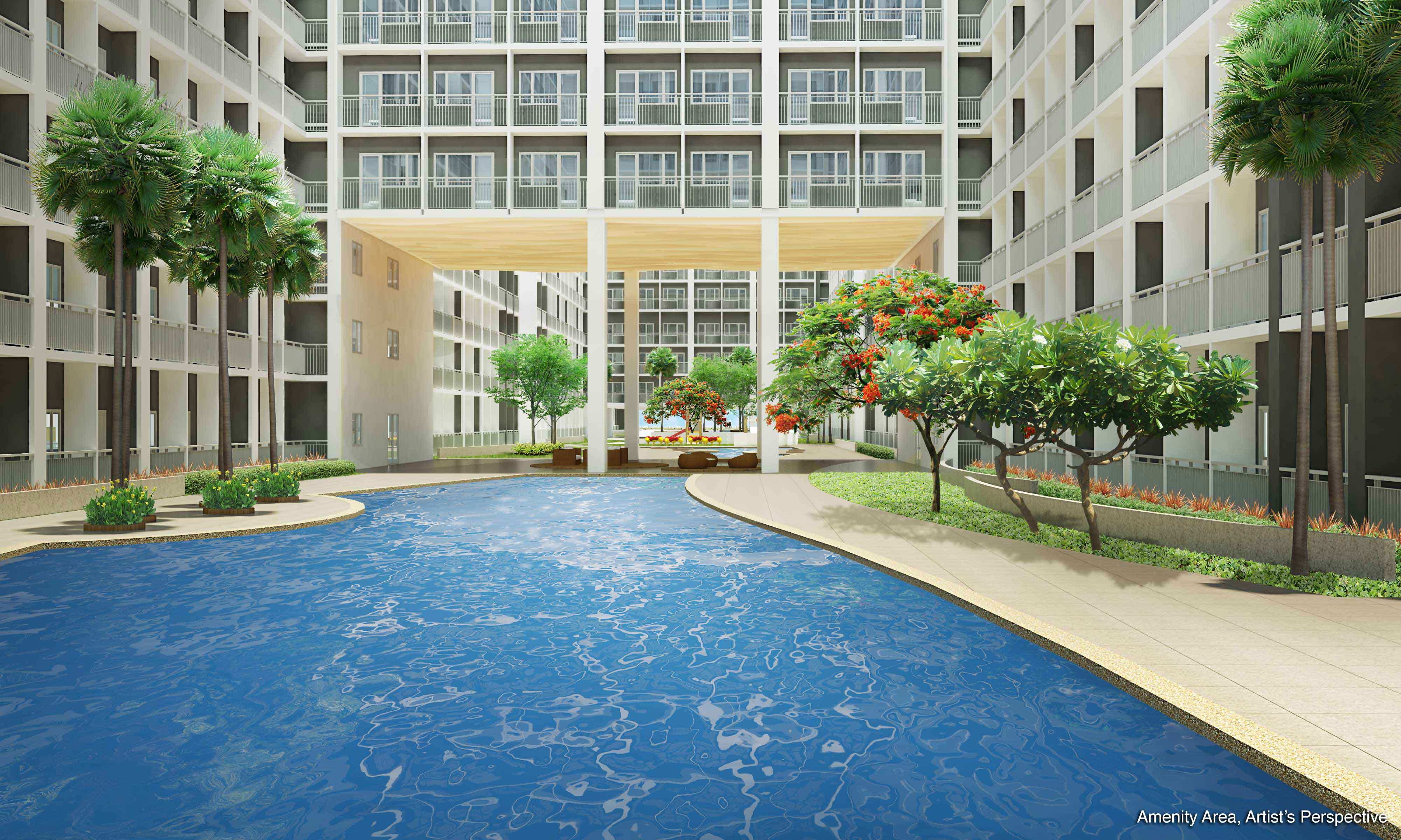 Smdc Shore 3 Residences Mall Of Asia Complex Affordable Condo Unit For Sale